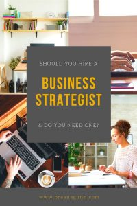 When To Hire a Business Strategist