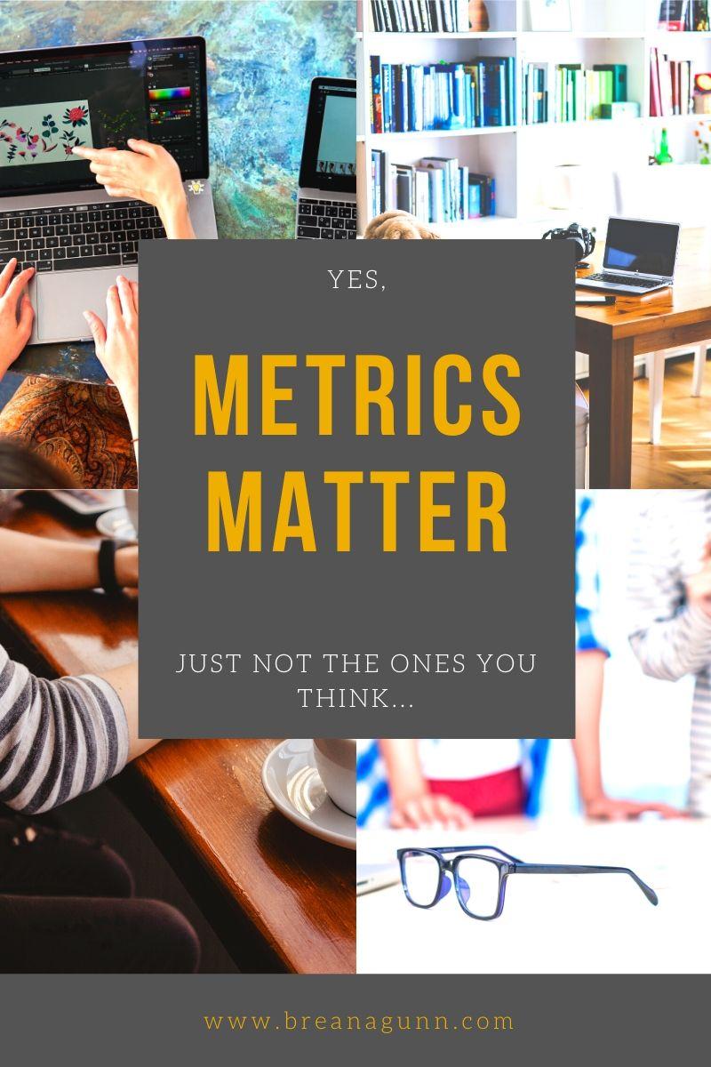 Metrics Matter (But Not the Ones You Think - Sales Metrics Vs. Vanity Metrics)