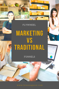 Flywheel-Marketing-vs-Traditional-Funnels