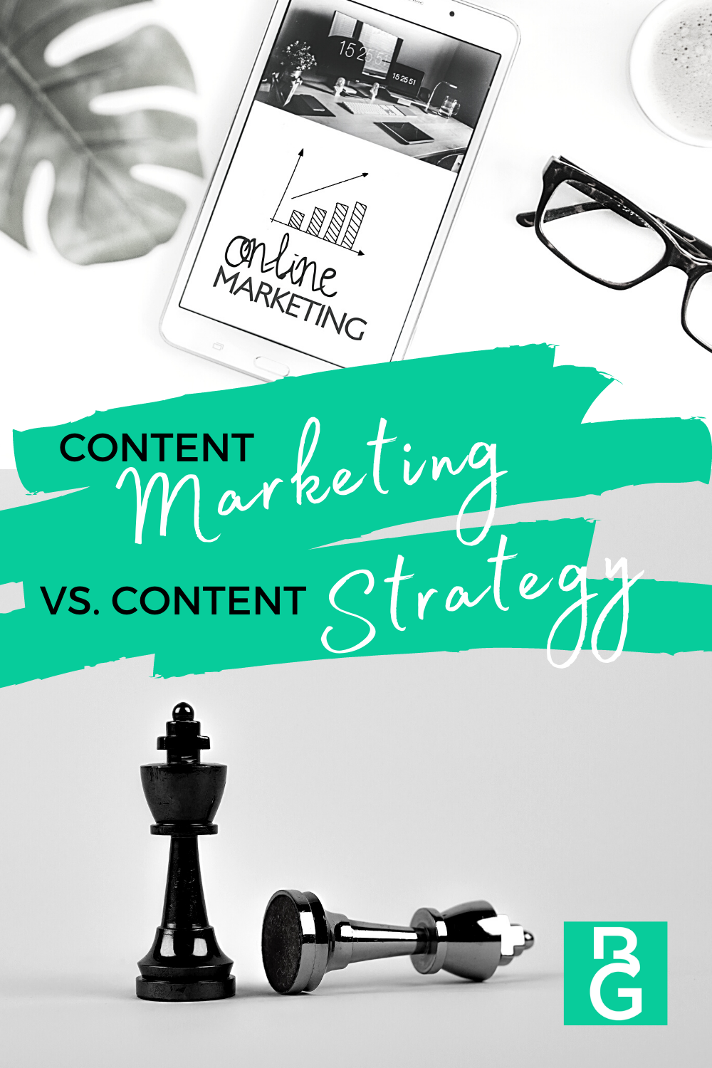 Content Marketing VS. Content Strategy