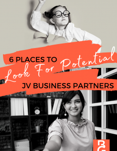 6 Places to Look for Potential JV Business Partners