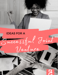 Ideas for a Successful Joint Venture