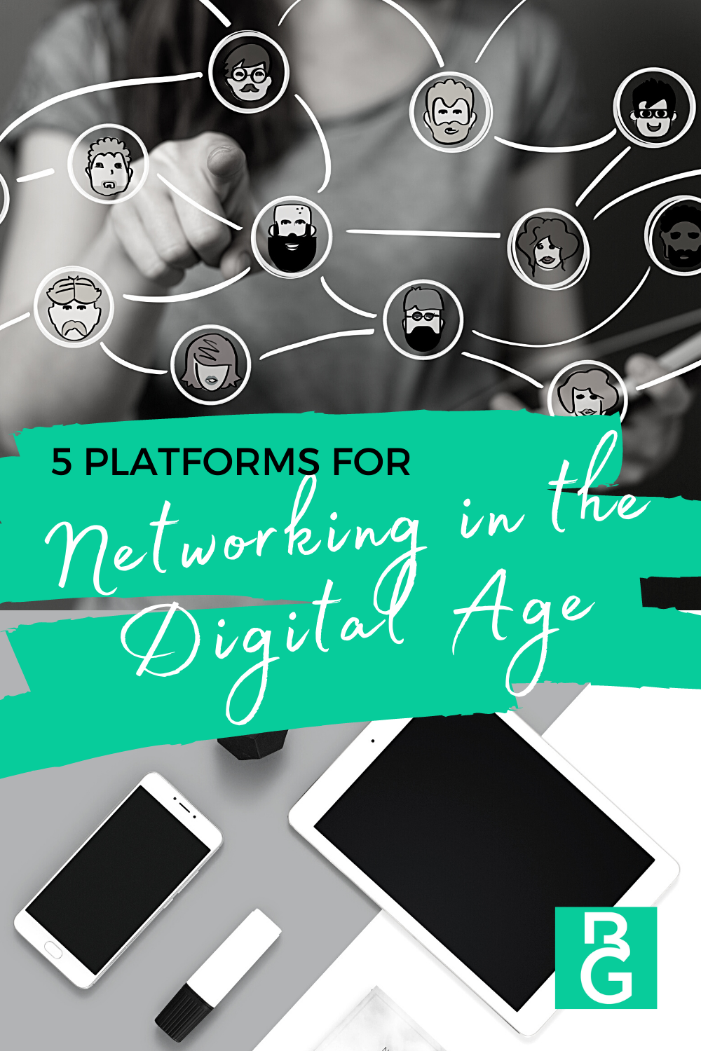 5 platforms for networking in the digital age.